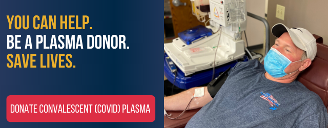 you can help doante covid plasma