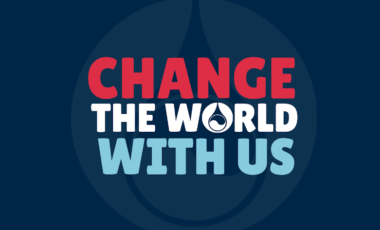 Change the World with Us